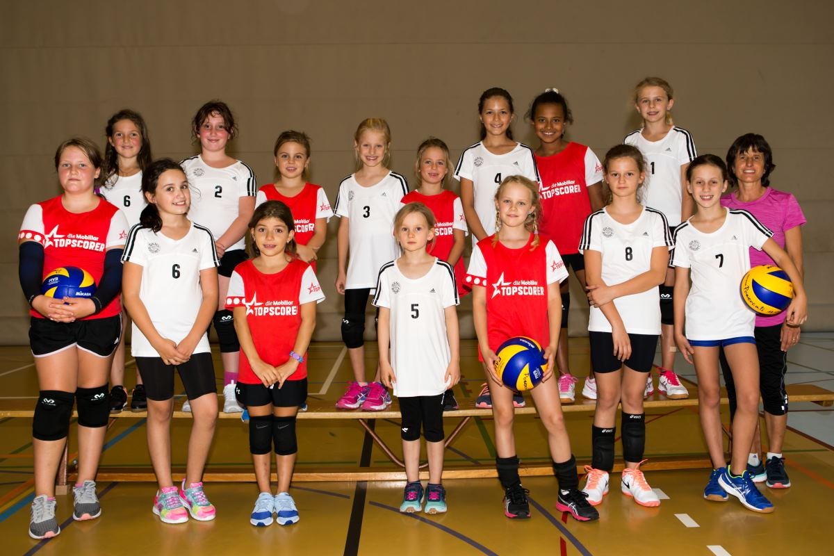 KIDS Volley 18-19