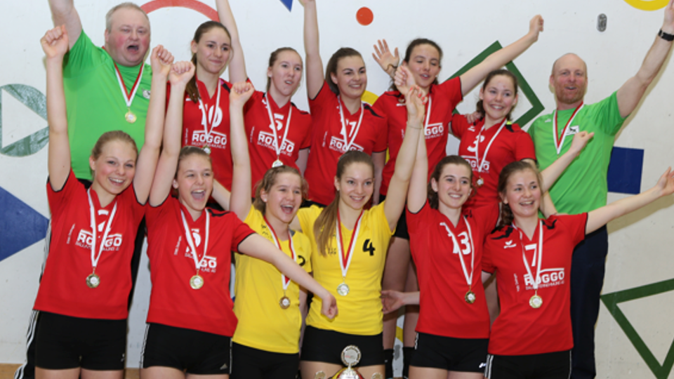 Juniorinnen Cupfinal in Kerzers 5. April 2014