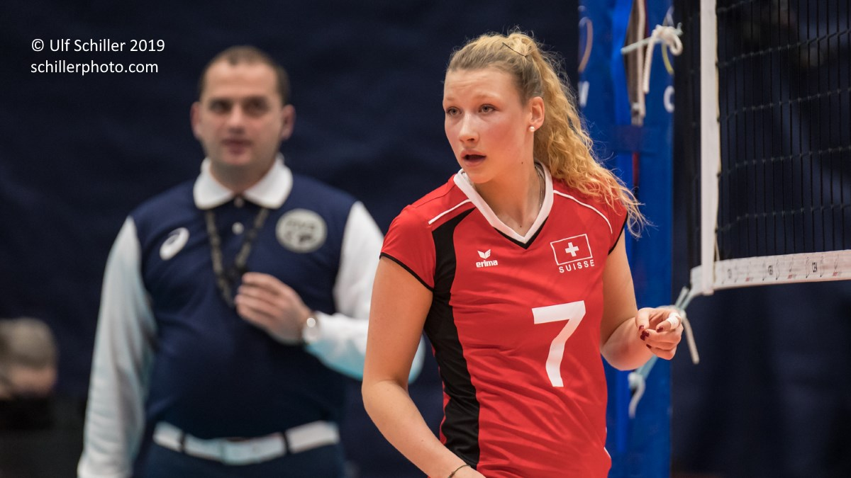 Volley Düdingen verpflichtet Méline Pierret